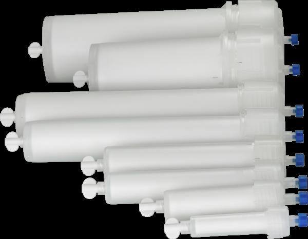 CHROMABOND Flash BT 25 SiOH cartridges, 40–63 µm, 25 g