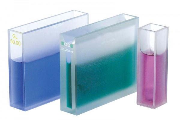 NANOCOLOR Plastic cells,10mm